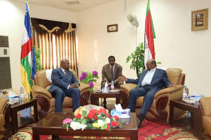 Soudan, Tchad et Centrafrique d'accord pour déployer des troupes à leurs frontières communes