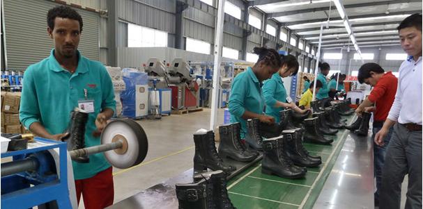 Lu pour vous : « L'Afrique pourrait devenir l'usine de la Chine »
