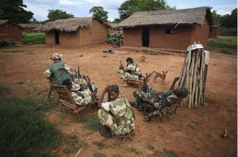 Le Groupe d'experts de l'ONU sur les mercenaires effectue sa première visite en République centrafricaine