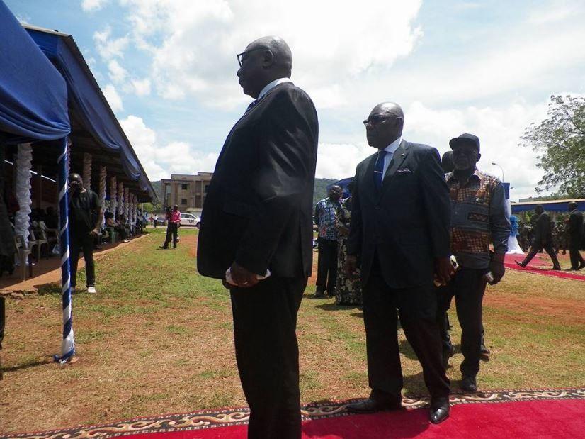 Centrafrique: Les Obsèques de l'Ancien Ministre M. Désiré Pendemou