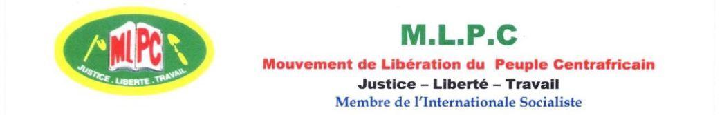 Le MLPC condamne l'insécurité et les violences gratuites