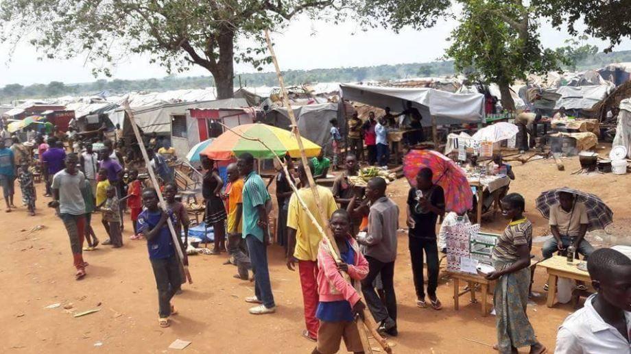 Arrivée à Bangui de 300 déplacés en provenance de Kaga Bandoro