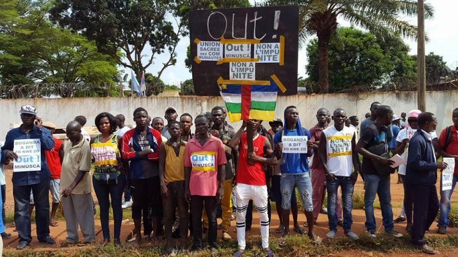 Centrafrique: quatre morts à Bangui lors d'une journée ville morte contre l'ONU