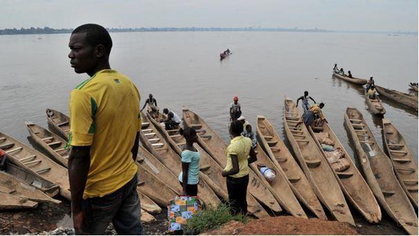 RCA: les pêcheurs de l'Oubangui surmontent la crise avec l'aide de la FAO