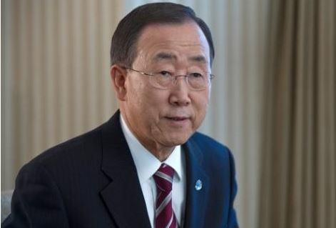 Ban Ki-moon condamne les violences à Bangui