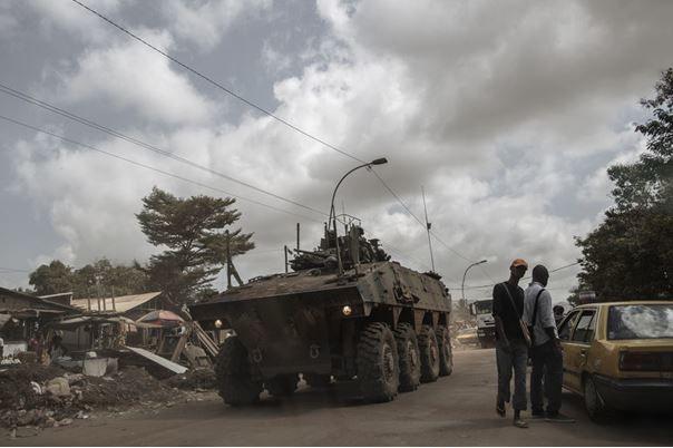 Centrafrique : &quot&#x3B;Il n'est pas exclu que la France ait à intervenir de nouveau&quot&#x3B;