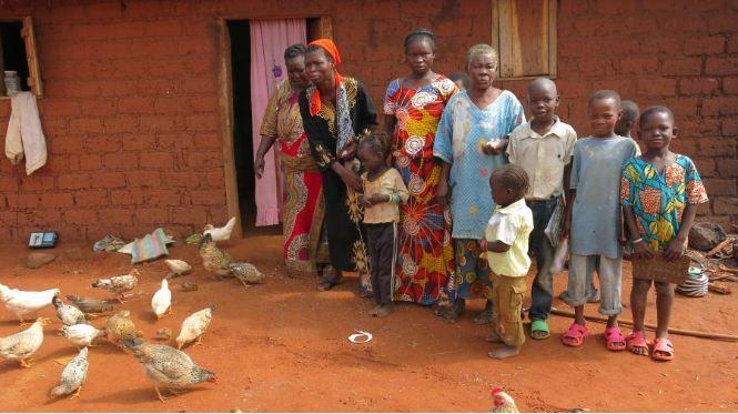 En Centrafrique, des communautés retrouvent leurs moyens de subsistance  (Oxfam)