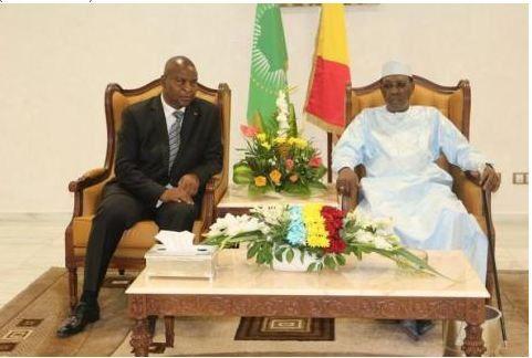 Lu pour vous : Centrafrique: Touadéra tente la carte tchadienne