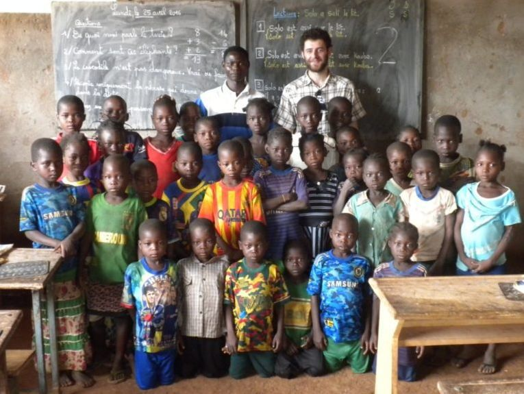 Lu pour vous : En Centrafrique, l'action concrète d'une ONG tchèque