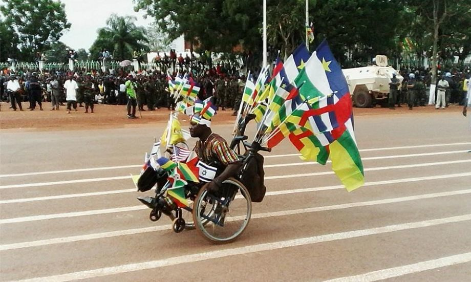 Ferveur en Centrafrique pour la première fête nationale depuis la guerre