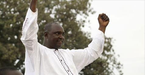 C'est une nouvelle Gambie, déclare à l'AFP le président élu Adama Barrow
