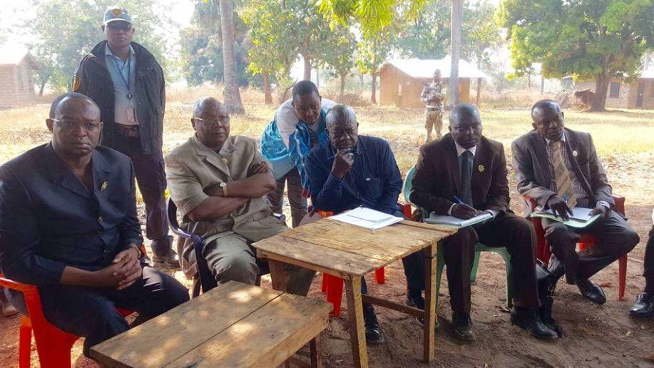 Les députés de l'Ouham-Pendé sur le terrain pour rencontrer les groupes armés