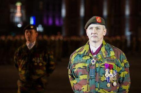 Un général belge remplace un Français à la tête de la mission de l'UE en Centrafrique