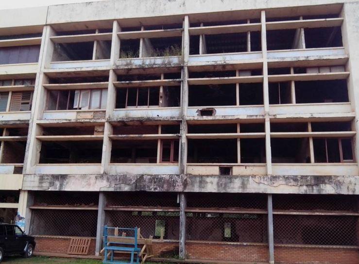 1.600 milliard de FCFA pour reconstruire le building administratif de Bangui