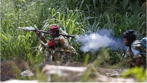 Centrafrique : les Casques bleus pris en tenaille à l'approche d'un affrontement entre groupes armés à Bambari