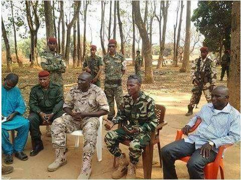 RCA: l'ONU obtient le départ d'un chef rebelle de Bambari
