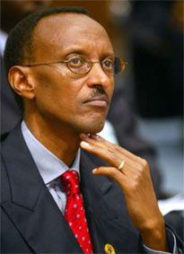 Lu pour vous : Le président rwandais Kagame, homme d'influence en Centrafrique