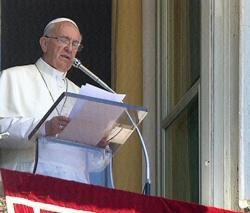 Le Pape prie pour la Centrafrique et les catholiques de Chine