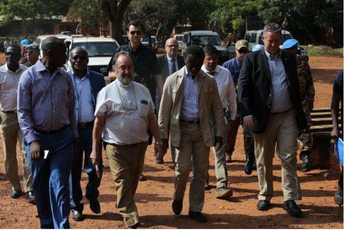 L'ONU extrêmement préoccupée par le regain de violence en Centrafrique