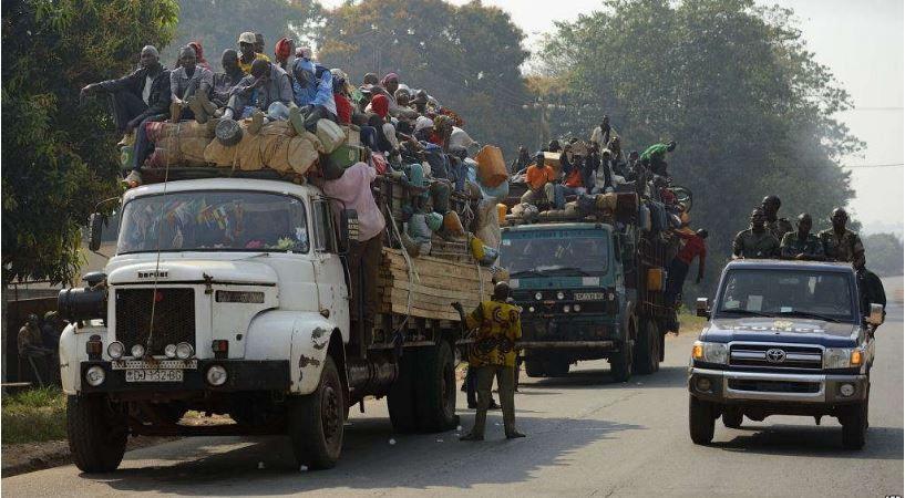 N'Djamena appelle la communauté internationale à &quot&#x3B;redoubler d'engagement&quot&#x3B; en Centrafrique