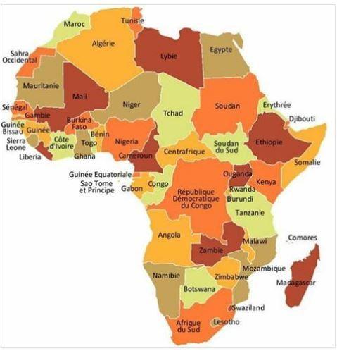 Liste Et Classement Des Pays Les Plus Dangereux En Afrique