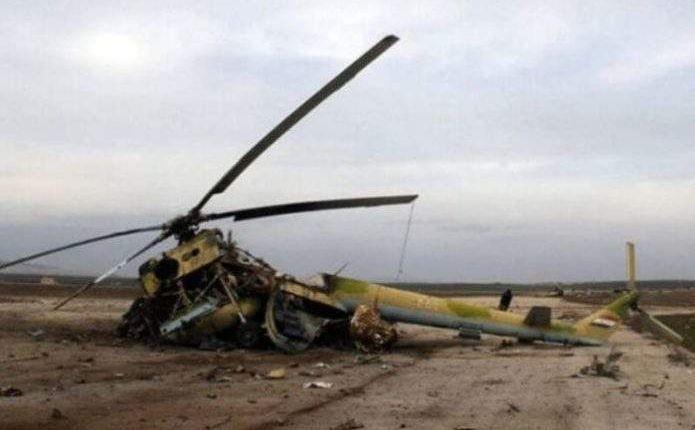 Nos hélicoptères qui tombent comme des pierres ( Madiambal Diagne )