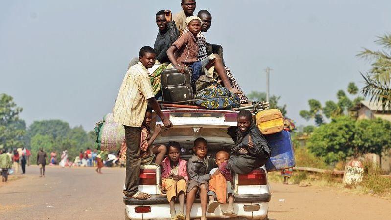 Centrafrique : Sangaris et MISCA défiées par les anti-Balakas à Bossangoa, besoin d'aide humanitaire pour 50.000 déplacés