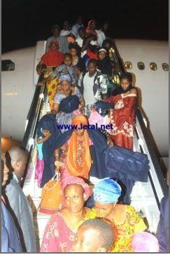 Revue de presse des étrangers africains rapatriés de Bangui