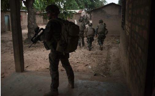 Centrafrique : la plupart des groupes armés a quitté les rues de Bangui