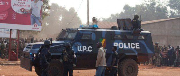Congo : enterrement à Brazzaville d'un soldat mort en Centrafrique