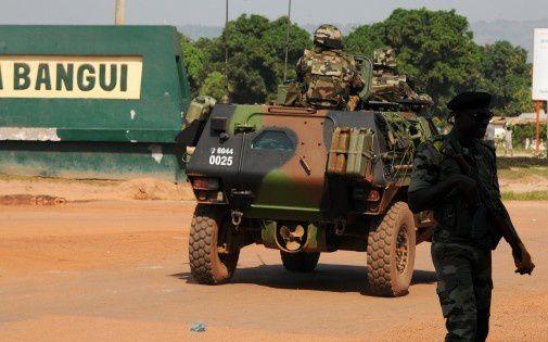 Centrafrique : opération militaire française dans un bastion des milices chrétiennes