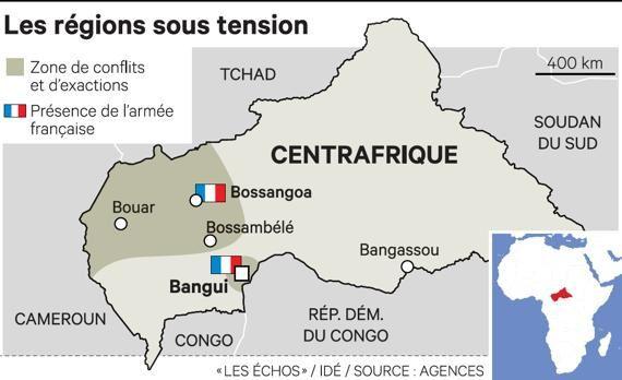 Lu pour vous : La Centrafrique, un pays sans Etat