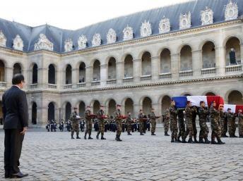 Centrafrique l'honneur de la France est de s'engager face à des crimes contre l'humanité