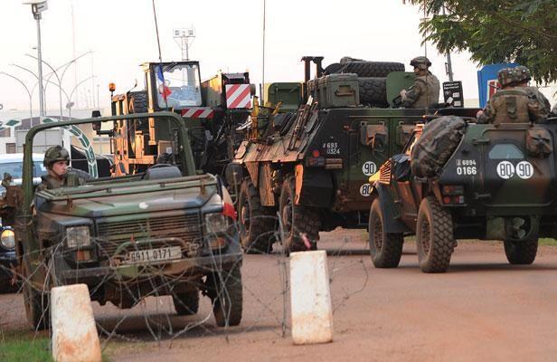 CENTRAFRIQUE : Désarmer les milices, l'épineuse mission des soldats français