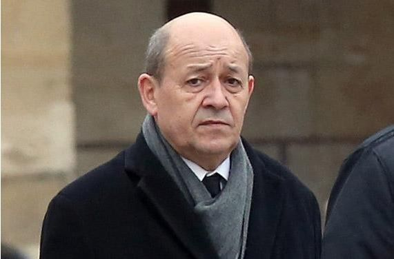 Le Drian justifie l'intervention en Centrafrique