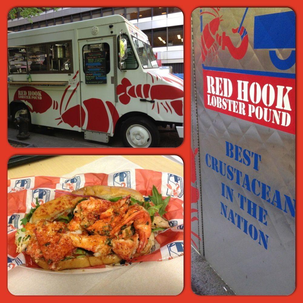 Homard et Food Trucks