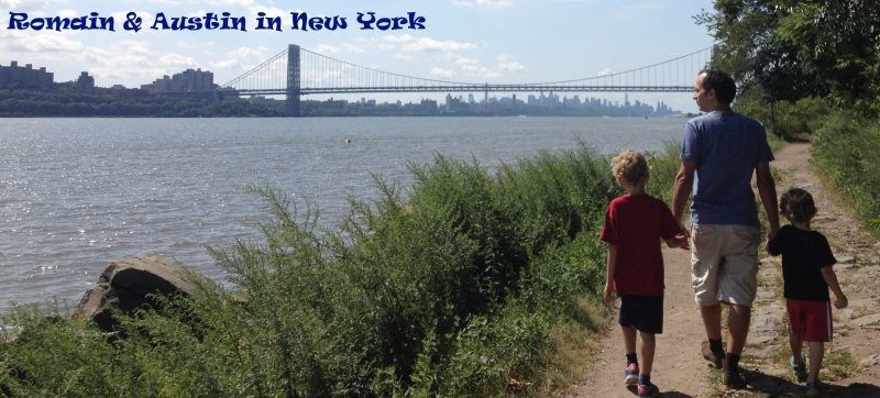 Le blog de Romain et sa famille a New York