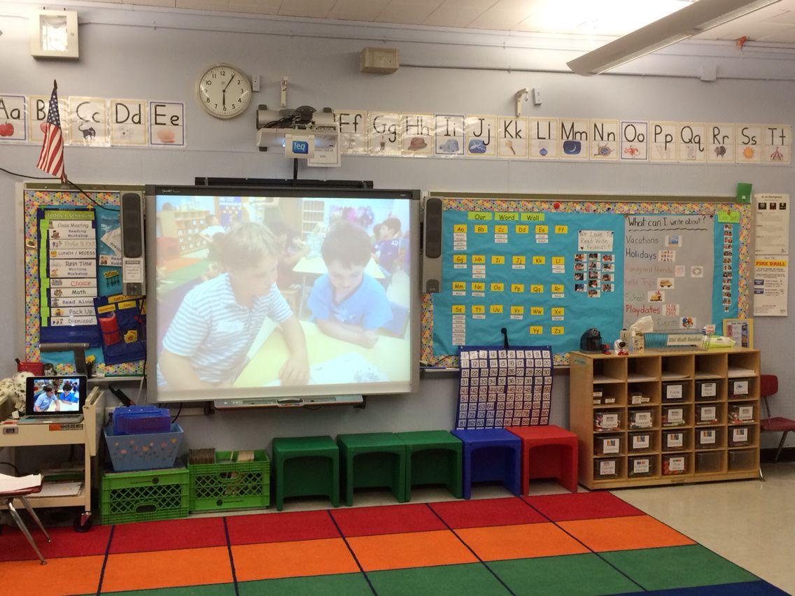 A quoi ressemble une classe dans une école américaine