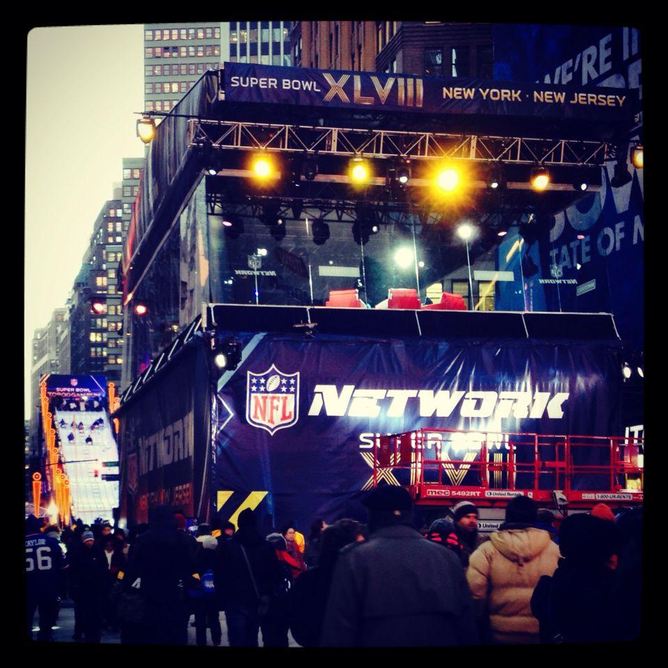 Ambiance Super Bowl