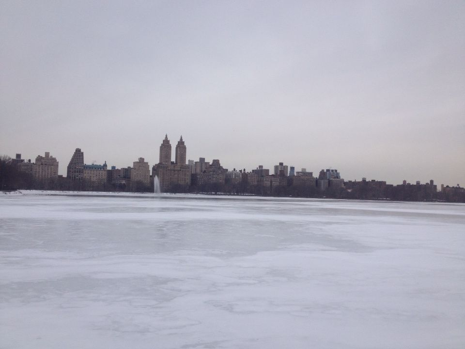 L'hiver New Yorkais