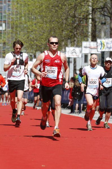 Les photos du marathon de Nantes