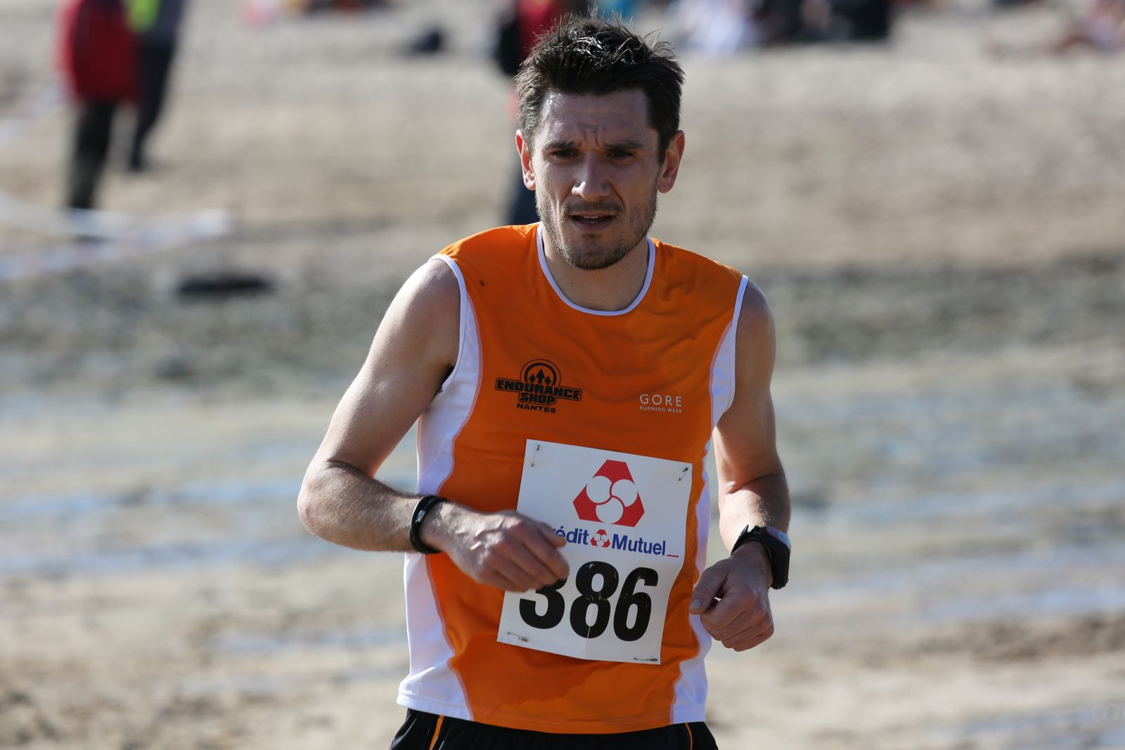Les photos de la course des 2 plages à Brétignolles