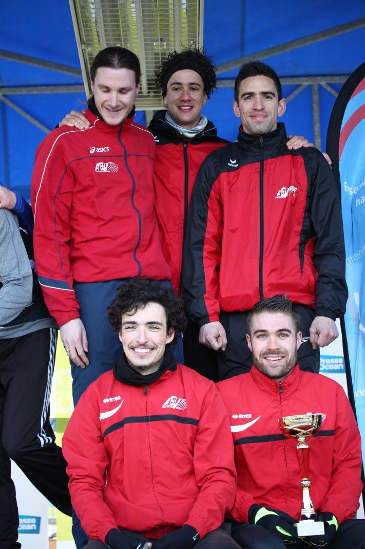 ABV, champions de cross court