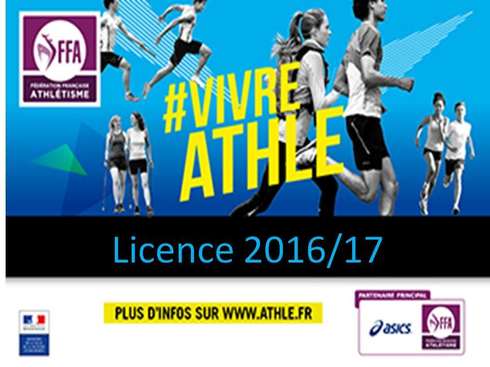 Licence 2016/2017