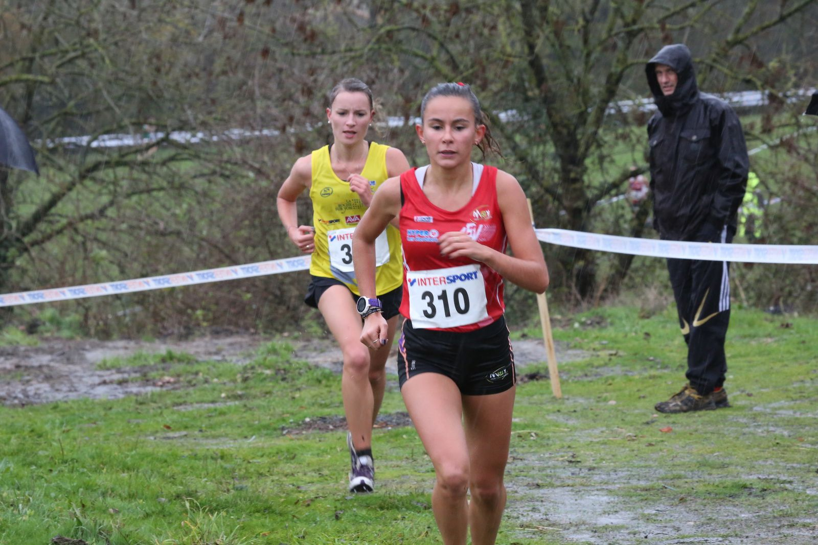 Championnats de Vendée de cross court