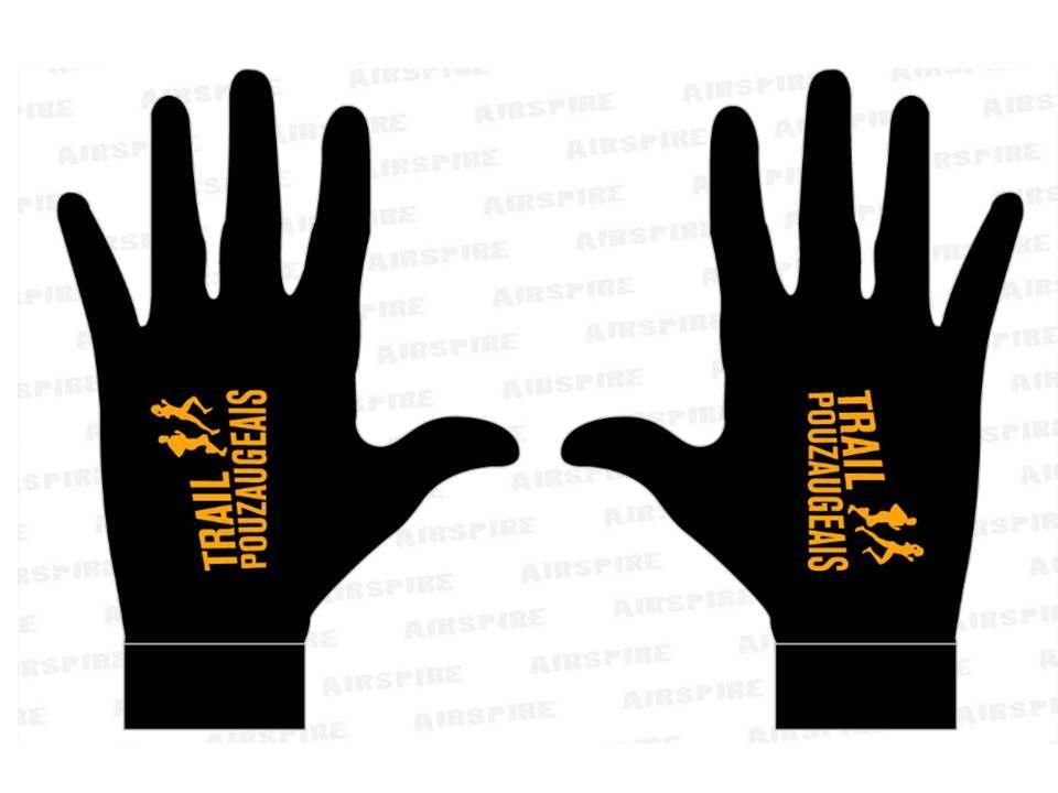 Une paire de gants offerte au retrait des dossards