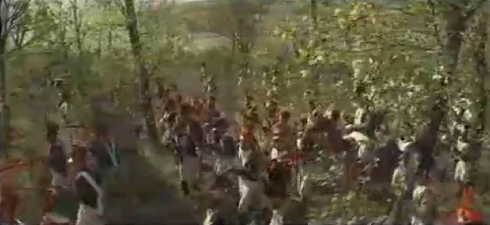 WATERLOO : (inspiration film 1970 - Bondartchouk)