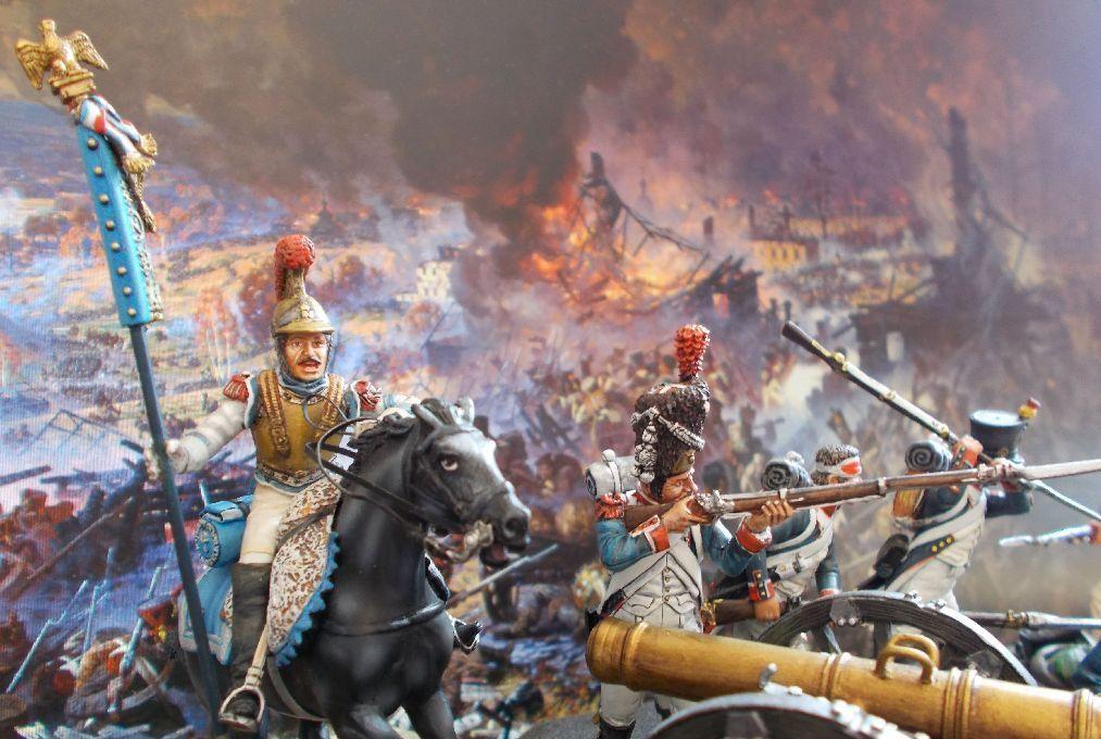 LA MOSKOVA (Borodino......le 7/09/1812)