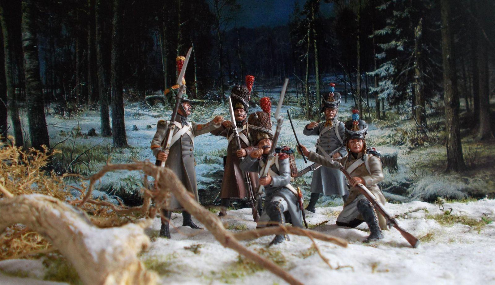 RETRAITE DE RUSSIE ........1812
