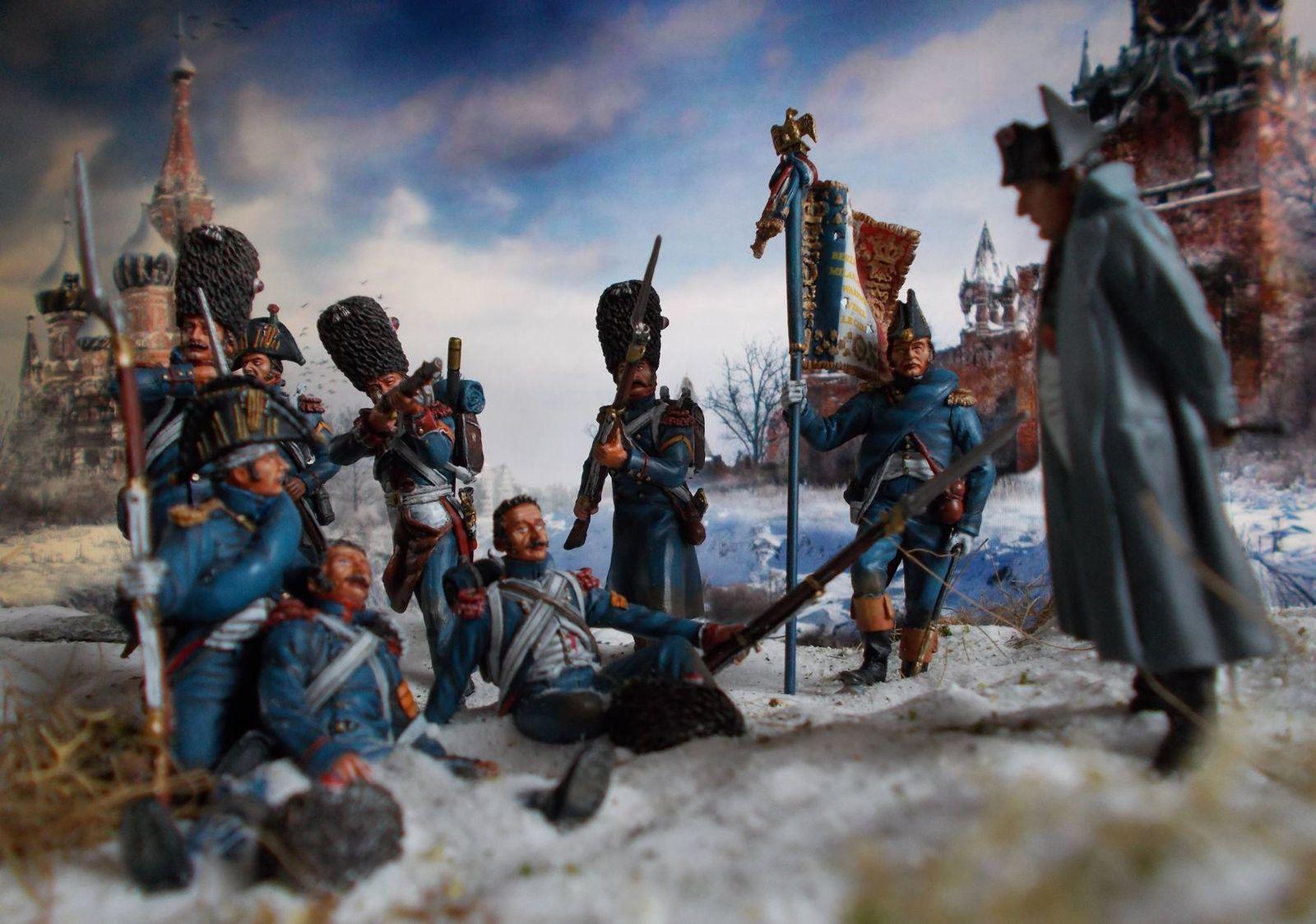 Campagne de Russie : décembre 1812.....